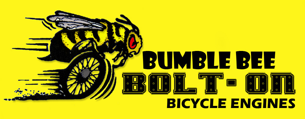 Bumble Bee Bolt-On Logo
