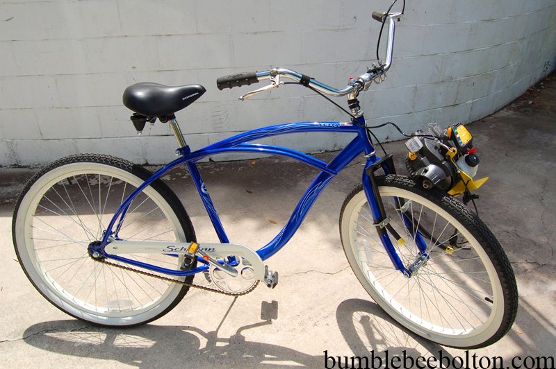 ' ' from the web at 'http://bumblebeebolton.com/img/home/frontwheeldrivebike.jpg'